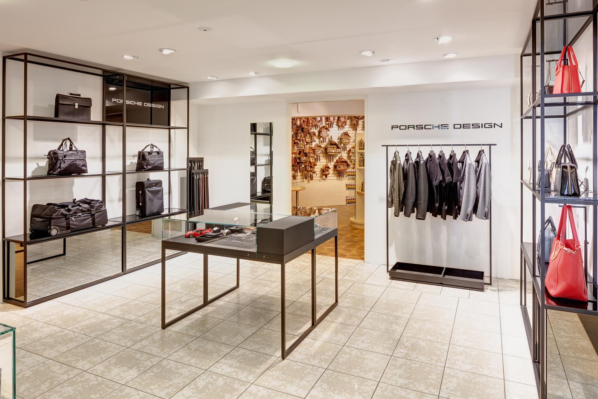 Shopdesign im Schwarzwald. Drubba Shopping, Titisee/Neustadt