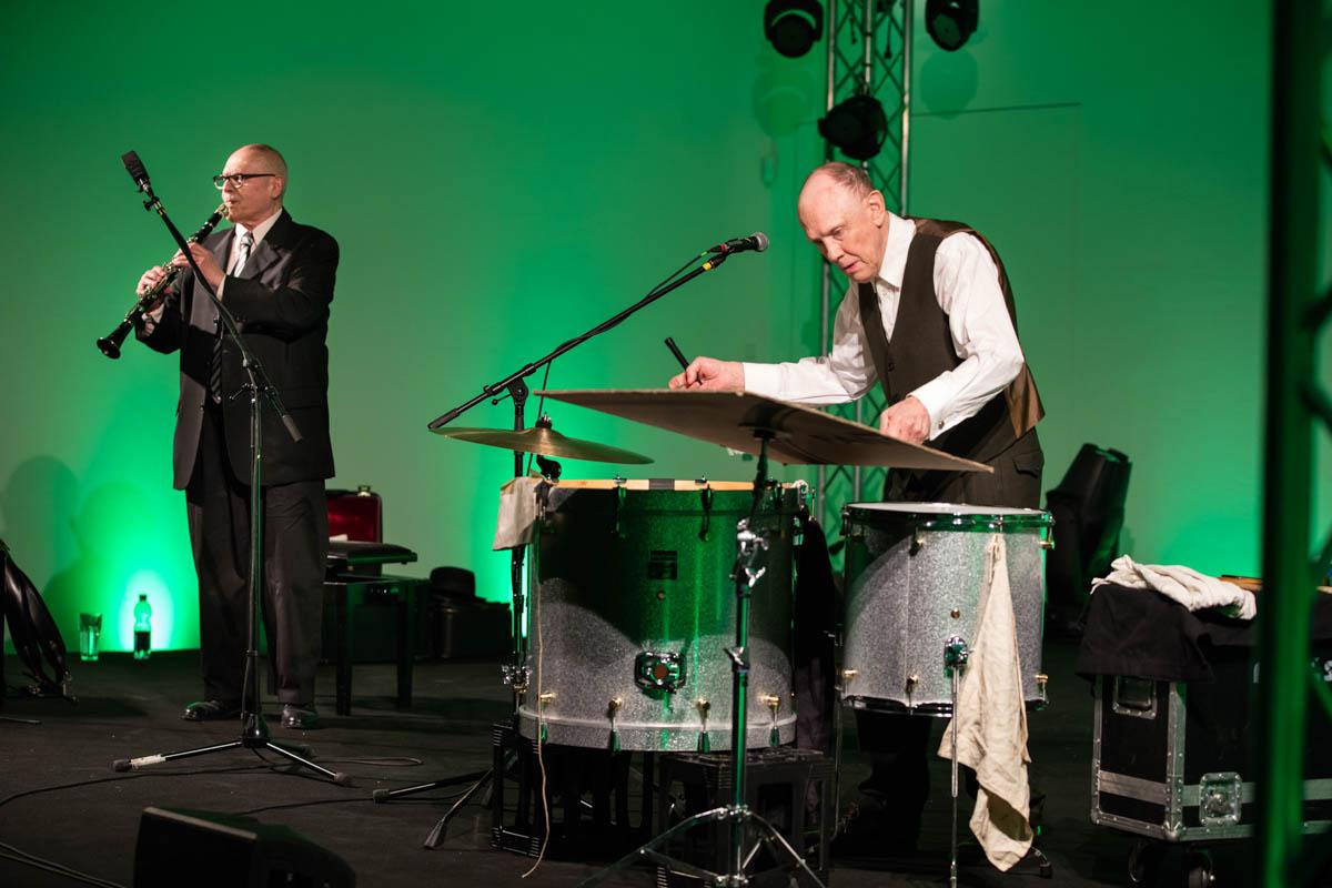 Kunstmuseum Stuttgart: 'I got Rhythm'-Veranstaltung mit Rüdiger Carl & Sven-Ake Johansson