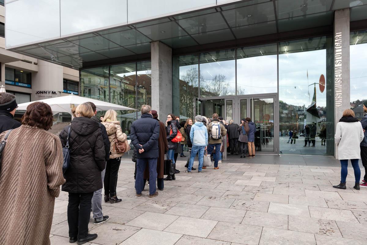 Kunstmuseum Stuttgart: 'I got Rhytm'