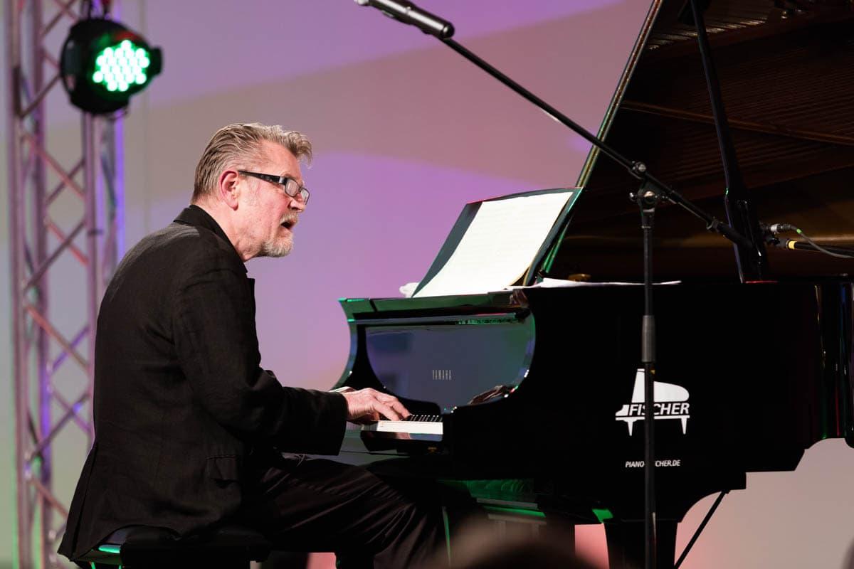 Kunstmuseum Stuttgart: 'I got Rhythm'-Veranstaltung mit Alexander von Schlippenbach