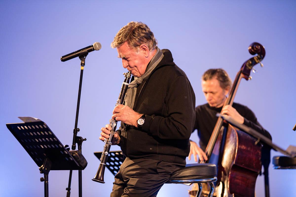 Kunstmuseum Stuttgart: 'I got Rhythm'-Veranstaltung mit Rolf Kühn Unit