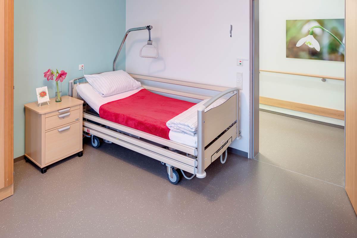 Wohn- und Pflegeheim