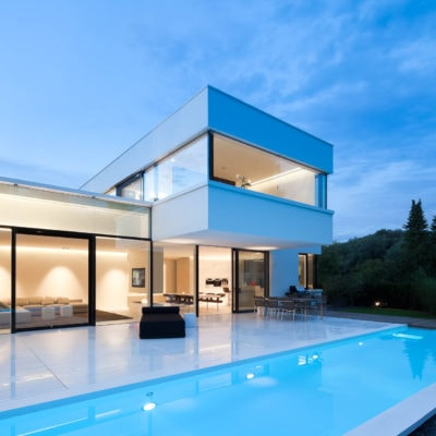 Villa-Fotografie am Ammersee