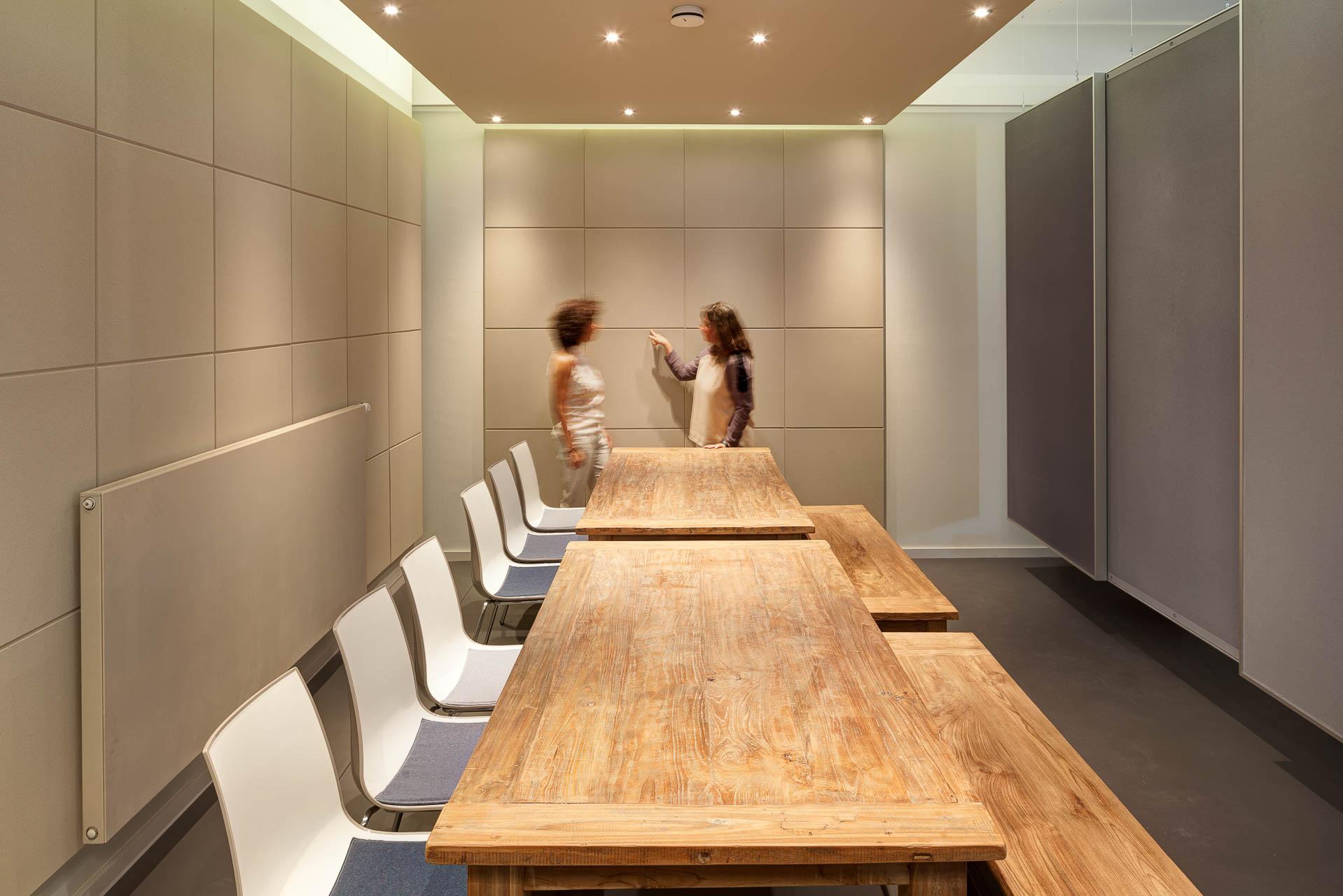 Innenarchitektur-Fotografie für cooperation solakidou/heinen architects