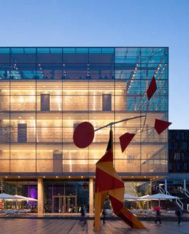 Kunstmuseum Stuttgart, Architekturfotografie