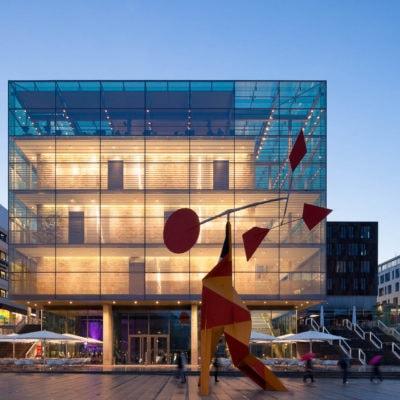 Architektur-Fotografie für das Kunstmuseum Stuttgart