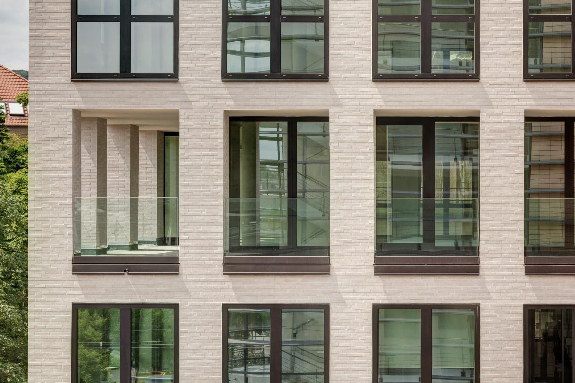 Architekturfotografie Rosenberghöfe Stuttgart