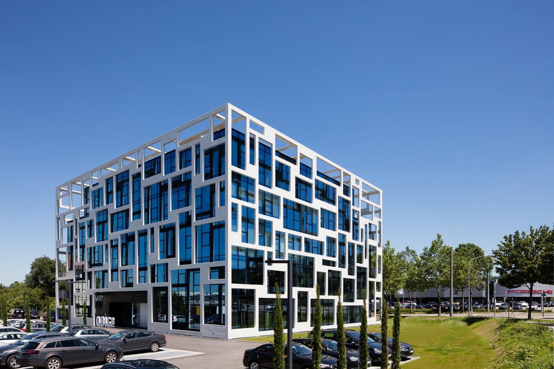 Bild Gebäude QBIG 2, Riemer Planung GmbH