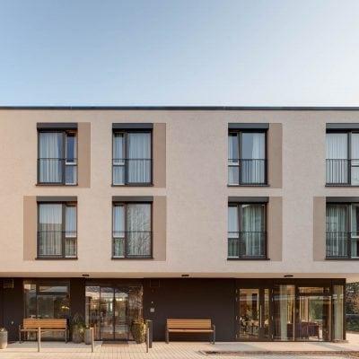 Architekturfotografie Betreutes Wohnen Reutlingen Bellinostraße, Reutlingen, Schwille Architekten