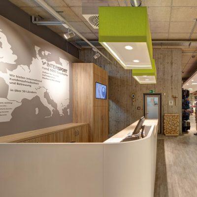 Intersport Retail Redesign