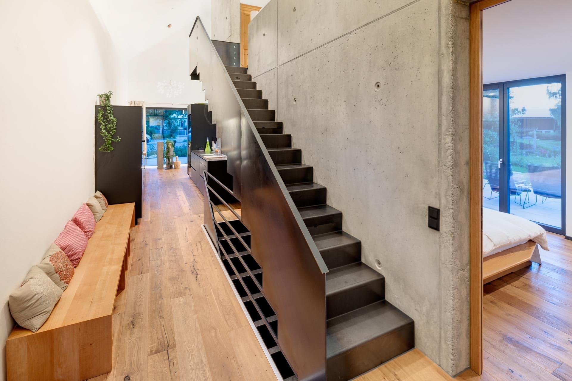Haus S., Hohenstein. Schwille Architekten.