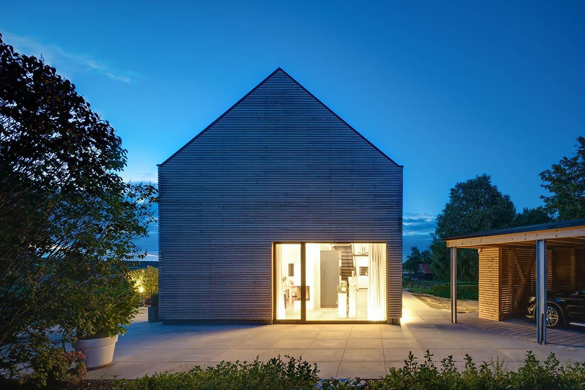 Einfamilienhaus-Fotografie: Einfamilienhaus Wohnhaus S, Hohenstein