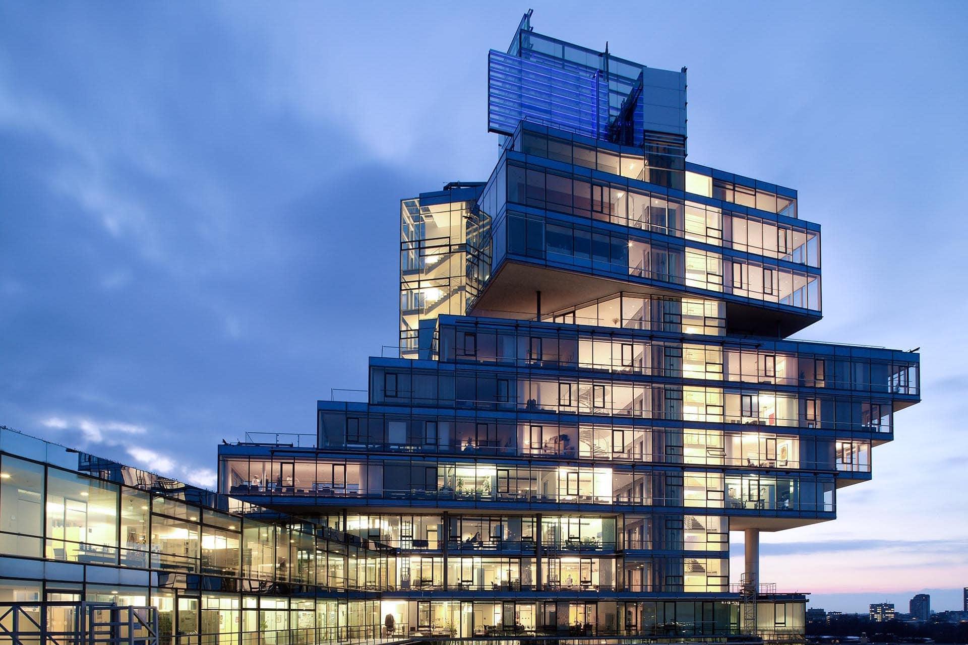 Nord/LB Hannover, Behnisch, Behnisch & Partner