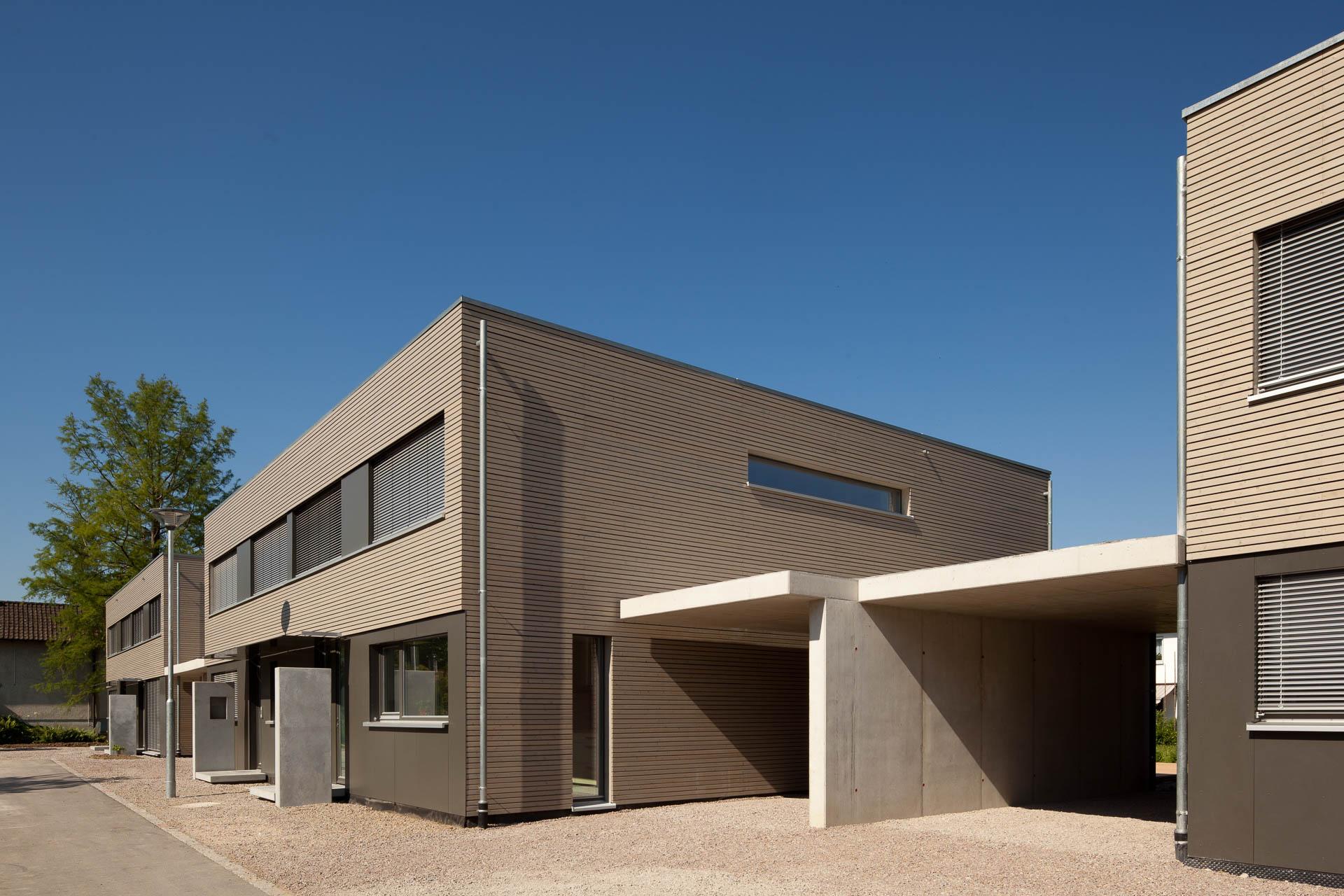 Bauherrengemeinschaft der Siedlungswerkstatt Konstanz