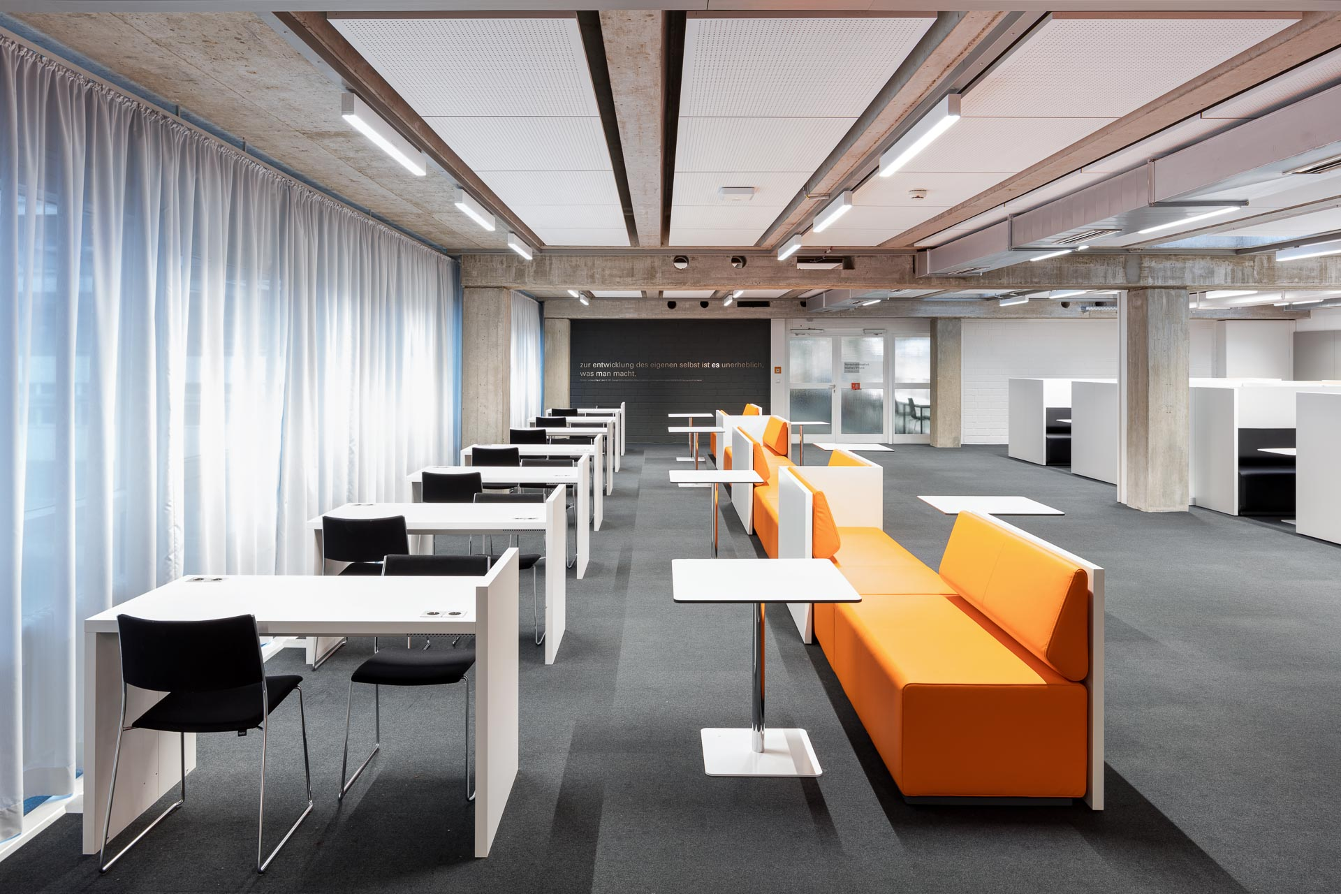 Unibibliothek Stuttgart, Heinle, Wischer Partner