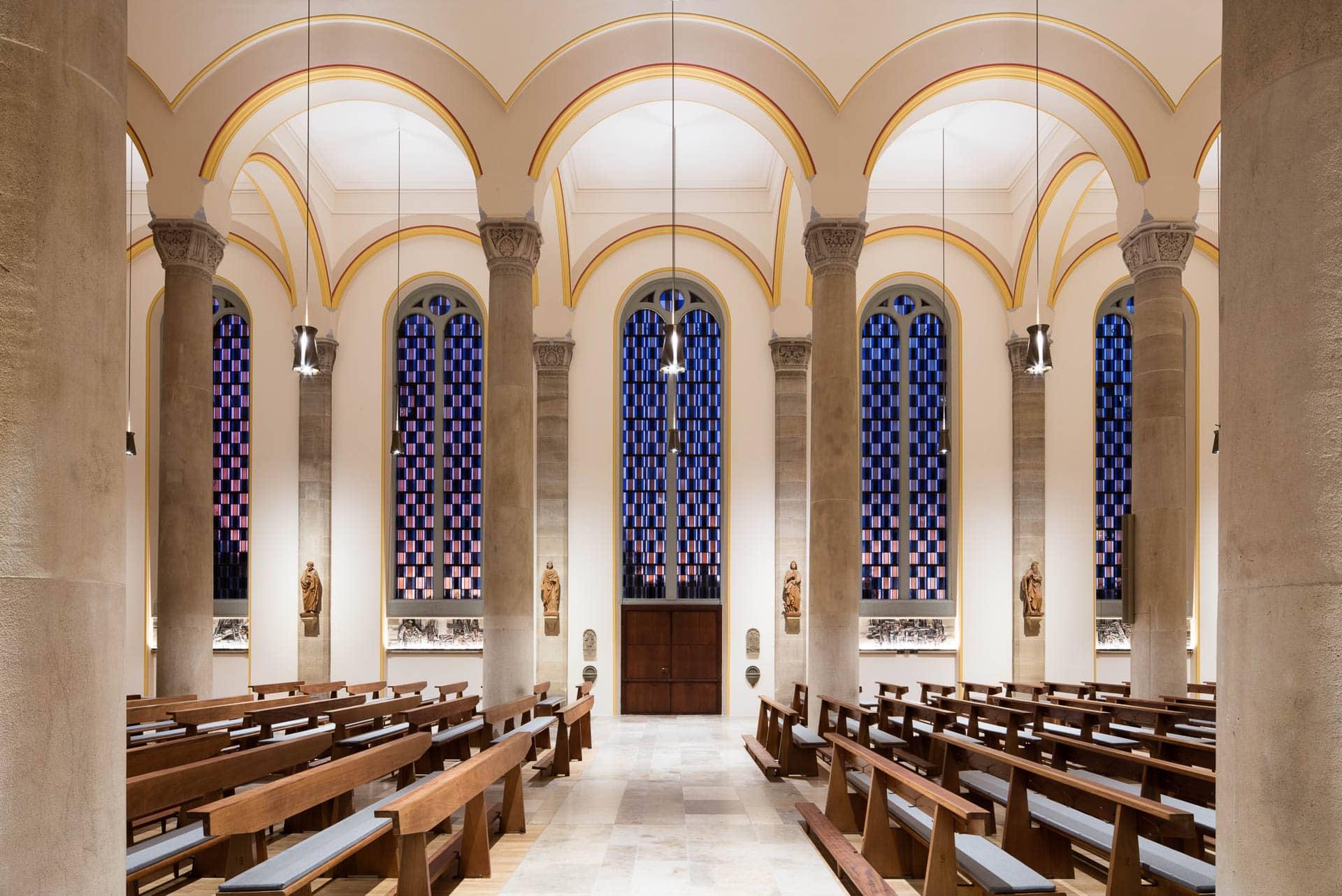 Sanierung Sankt Petrus und Paulus, Schwille Architekten
