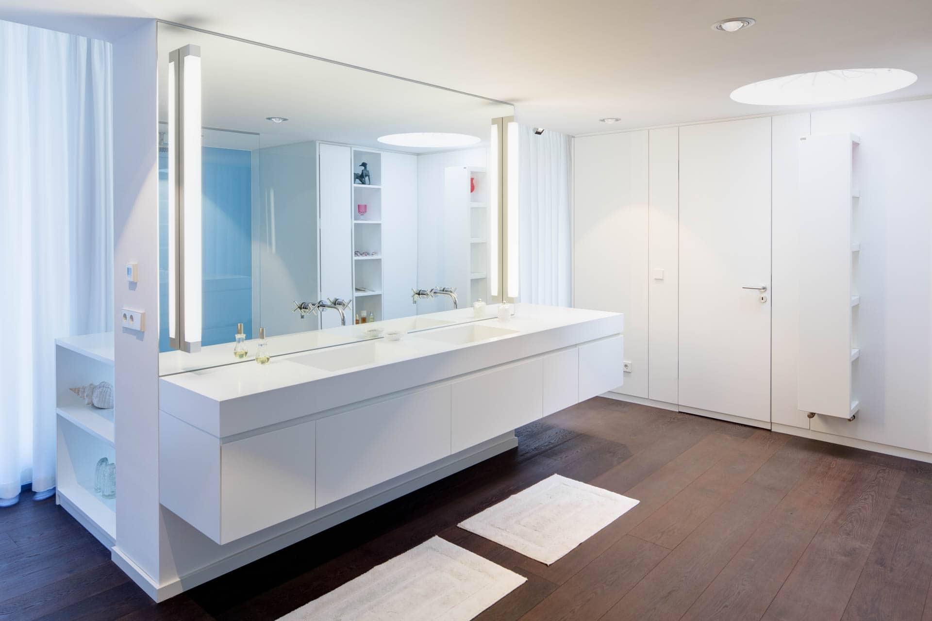 Penthouse-Wohnung, Viceversa Architektur