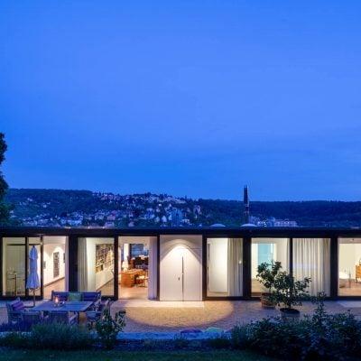 Penthouse-Wohnung, Architektur-Fotograf Stuttgart