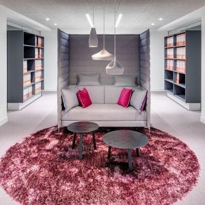 Ippolito Fleitz Group: Immobilien-Büro