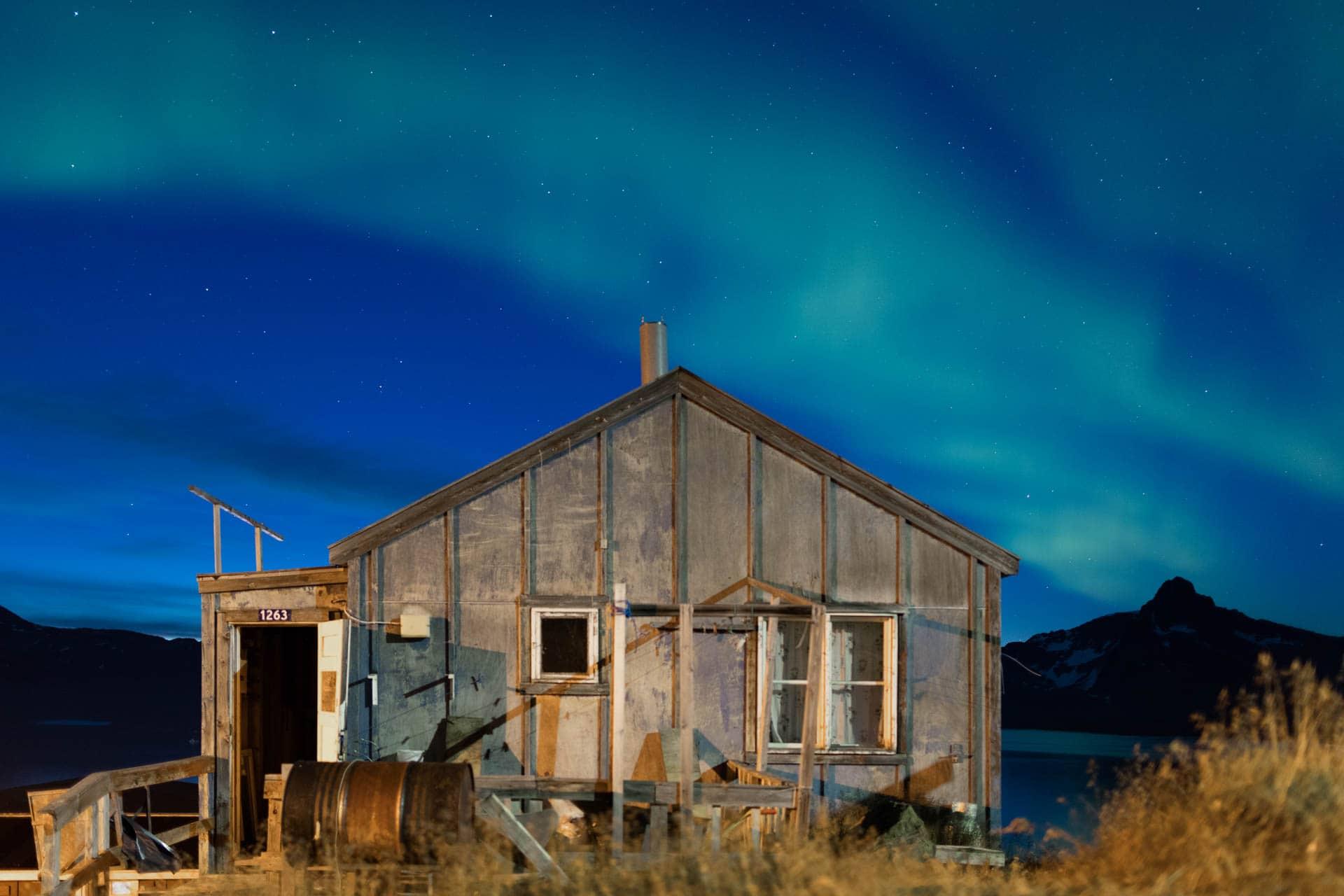 Architekturfotografie Grönland