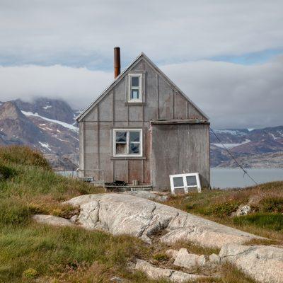 Häuser in Grönland
