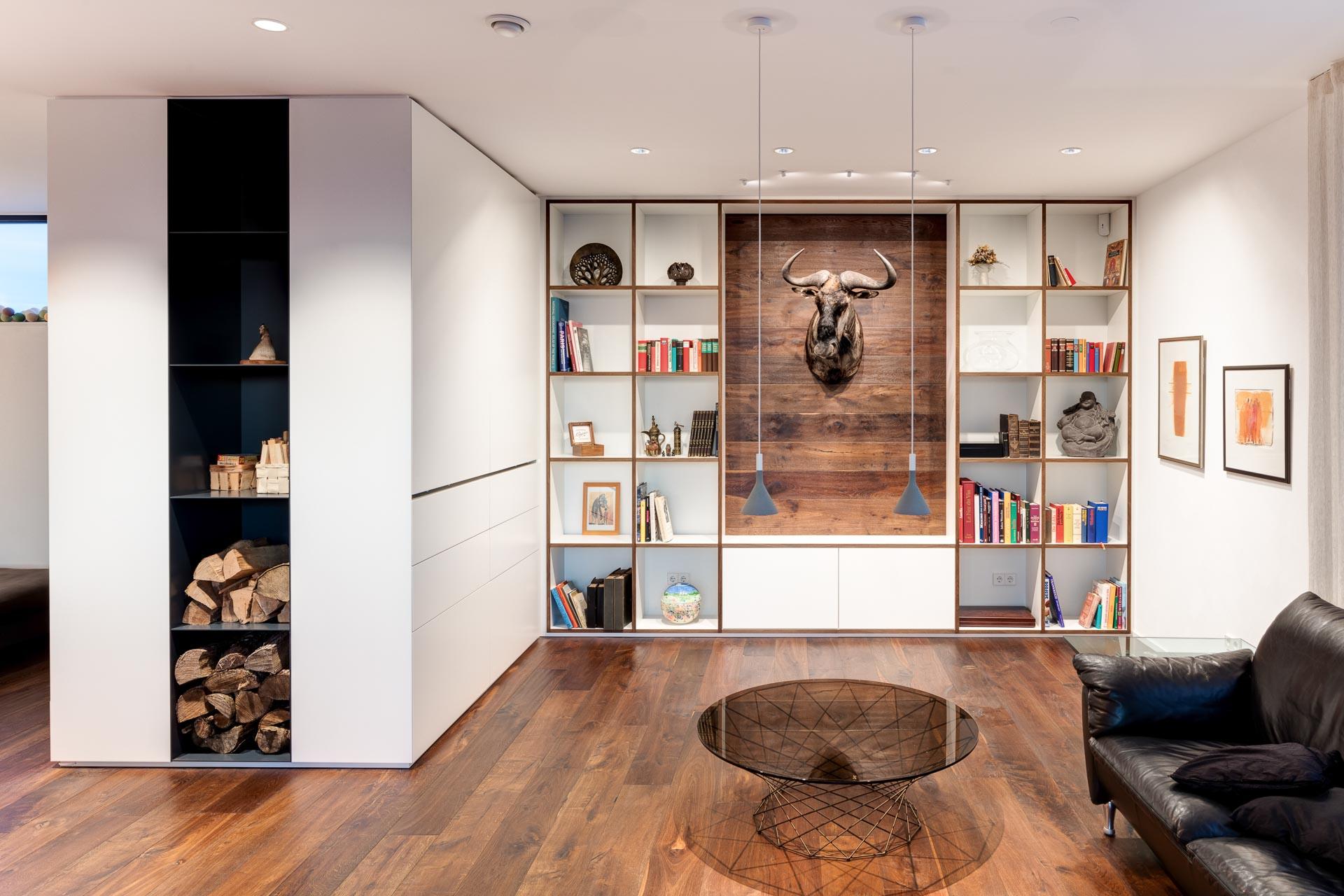 Fotografie von Gebäuden und Räumen. Von Dirk Wilhelmy, Architekturfotograf aus Stuttgart. Interior Design und Architektur in professioneller Fotografie.
