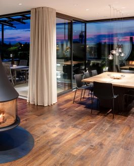 Architekturbüro Wörner: Penthouse