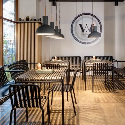 Restaurantfotografie: The Wrap House