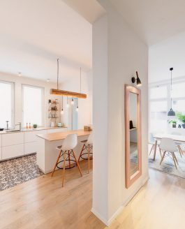 Wohnungs-Sanierung im Altbau