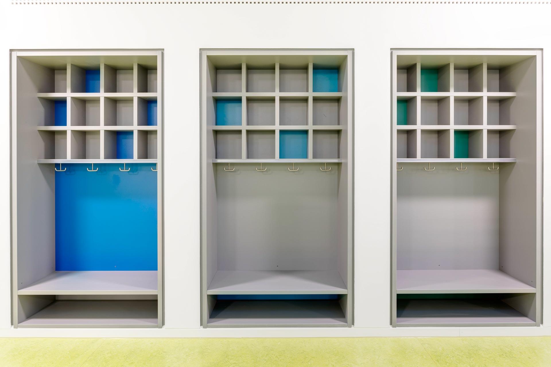 Michel + Wolf Architekten: KiTa Stuttgart