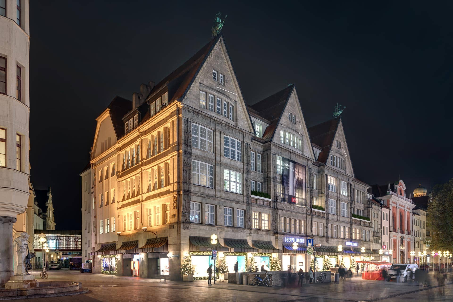 Oberpollinger München: Parfümerie