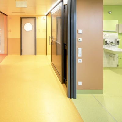 Klinikfotografie: Hospital in der Schweiz