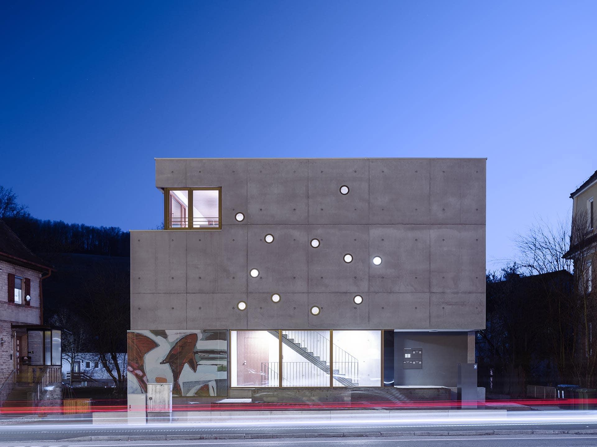 Wohnhaus W100, Schwille Architekten