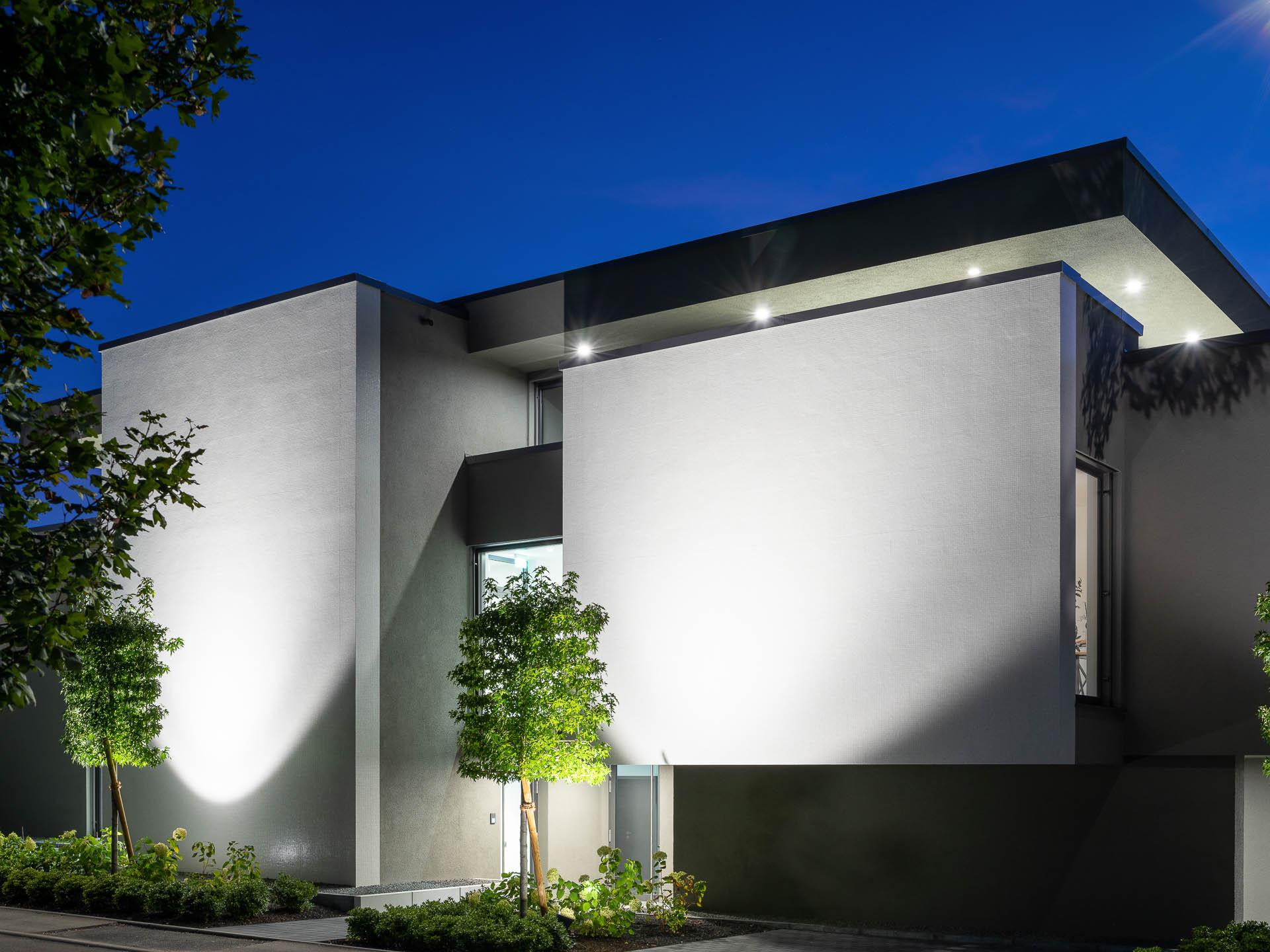 Architekturfotograf Remstal Dirk Wilhelmy: Bürogebäude von Frank Architekten in Kernen Im Remstal