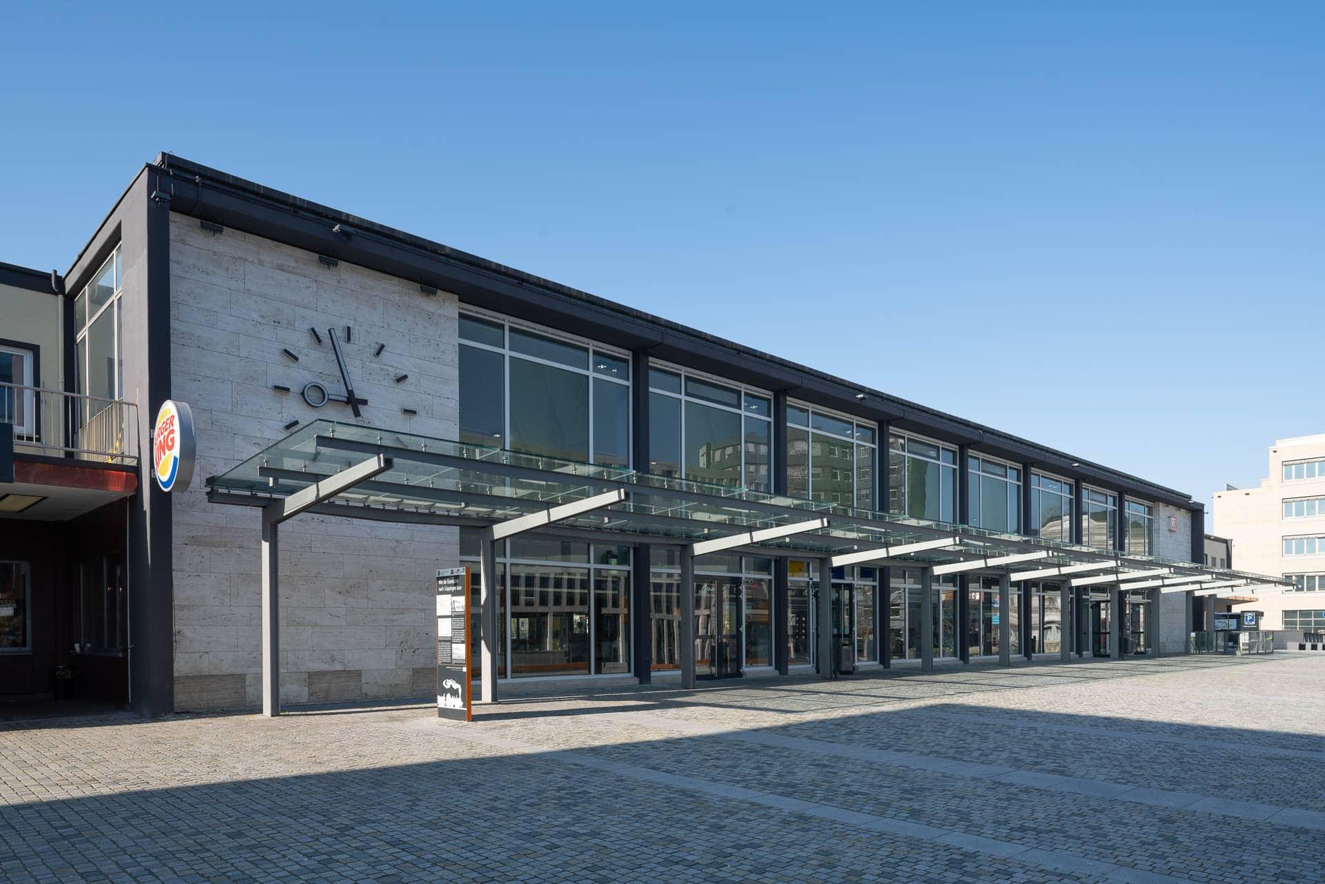 Bahnhofsvorplatz Göppingen