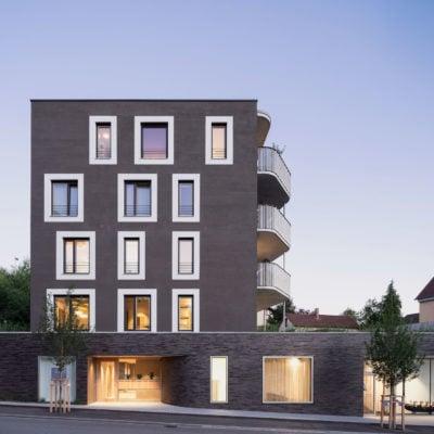 Architekturfotografie bei Bonasera Architekten, Nagold