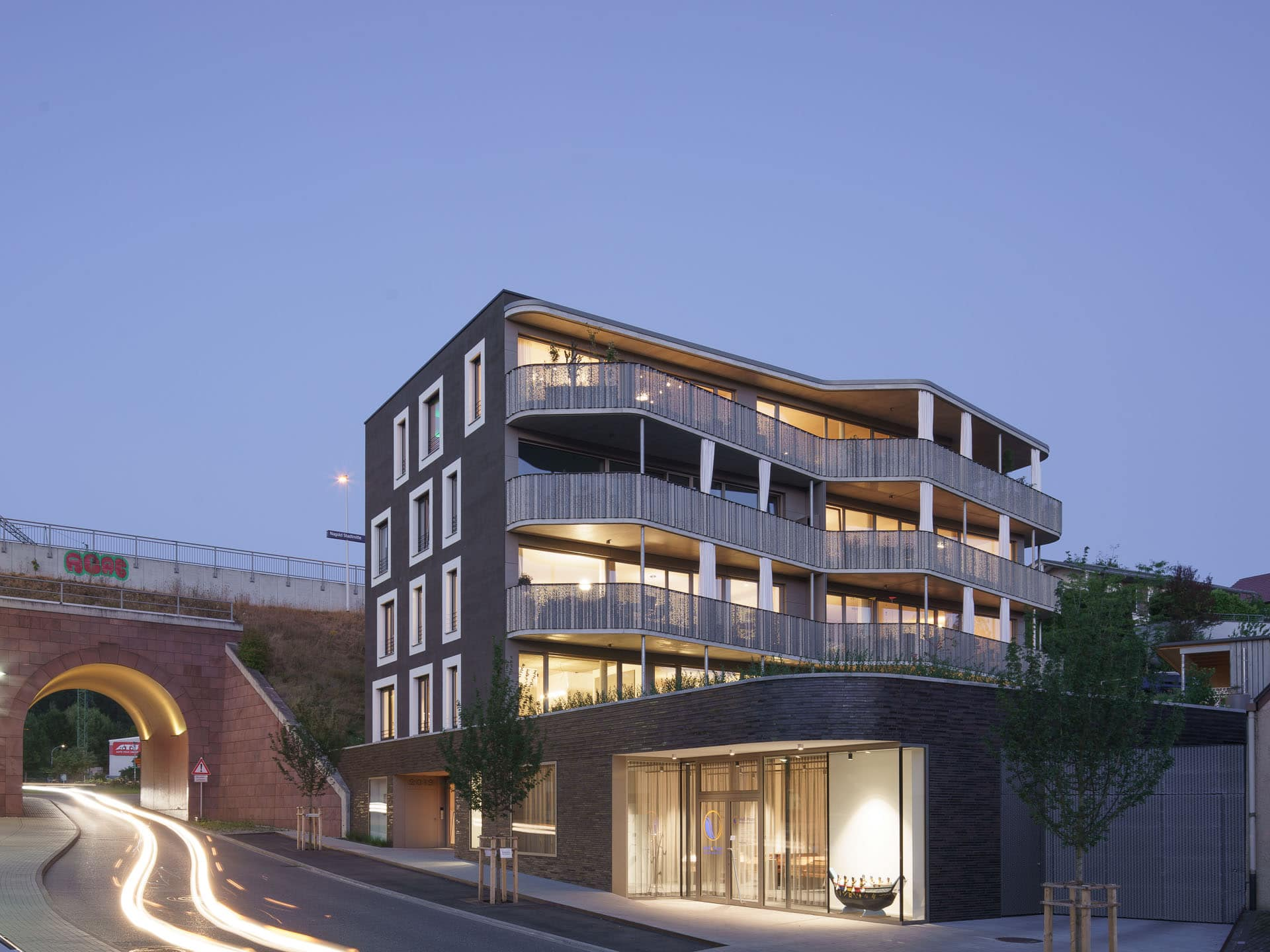 Bonasera Architekten, Nagold