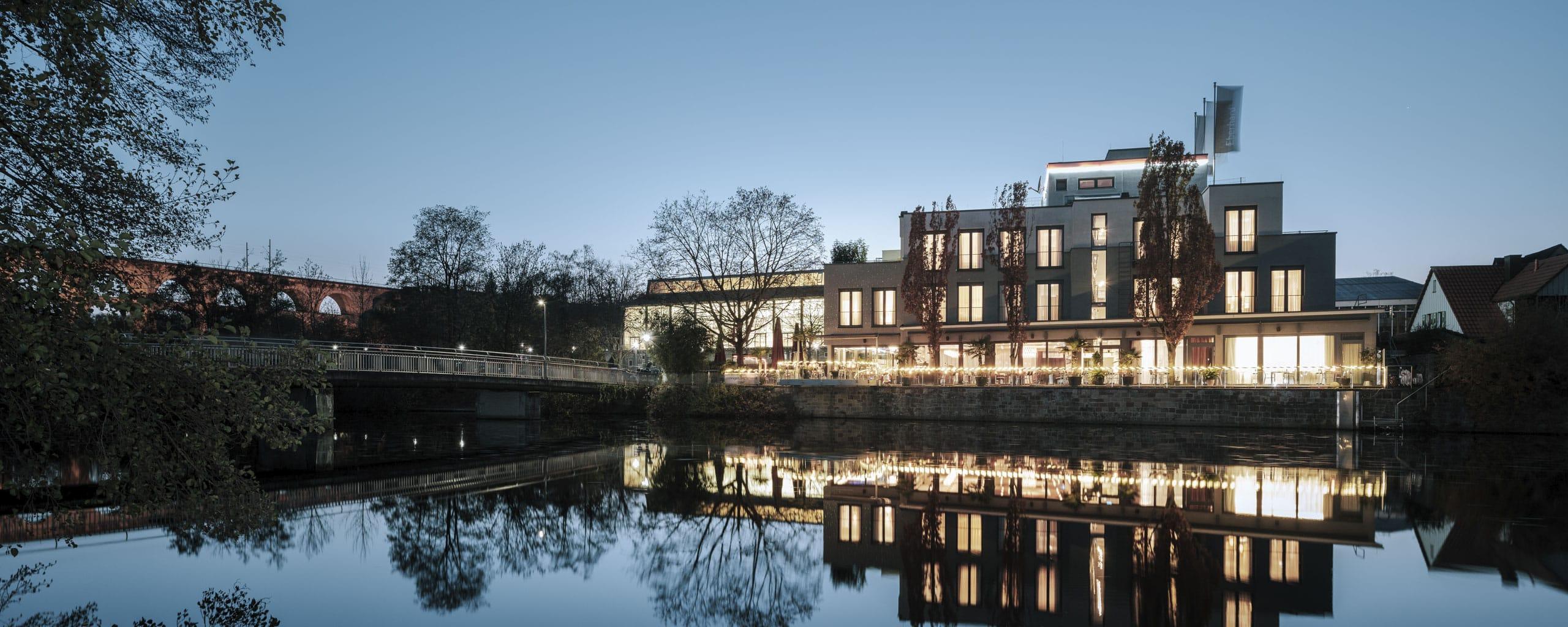 Architektur- und Hotelfotografie in Bietigheim-Bissingen, Kreis Ludwigsburg, Raum Stuttgart, Baden-Württemberg, Süddeutschland