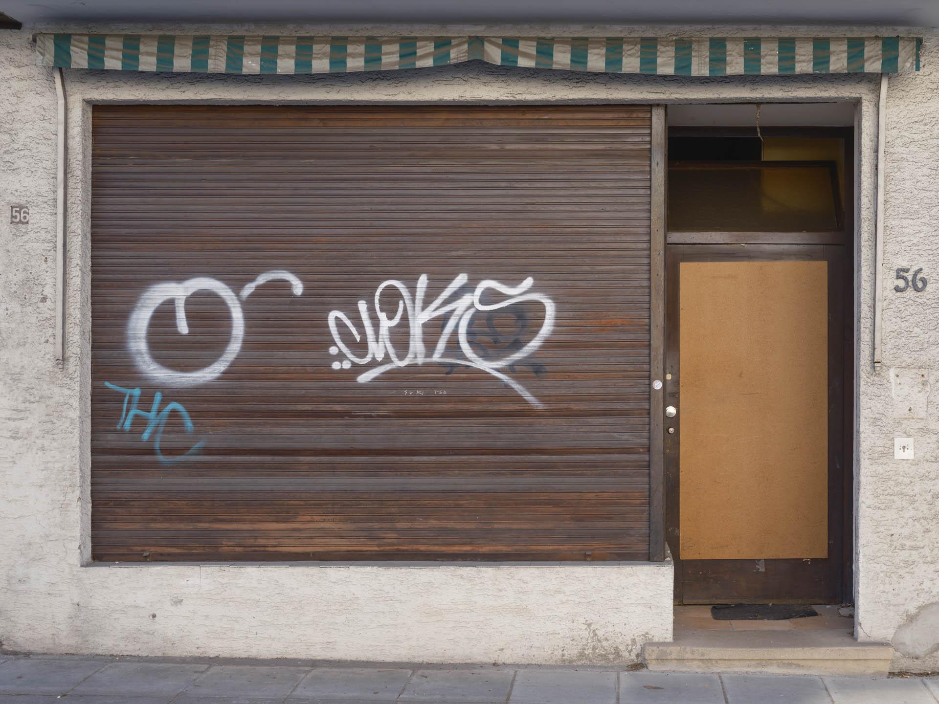 Freie Arbeit Architektur-Fotografie: Umwidmung IV / Rededication IV
