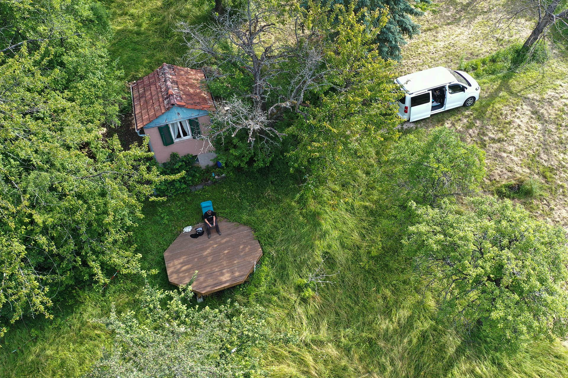 Drohnen-Fotografie in Baden Württemberg
